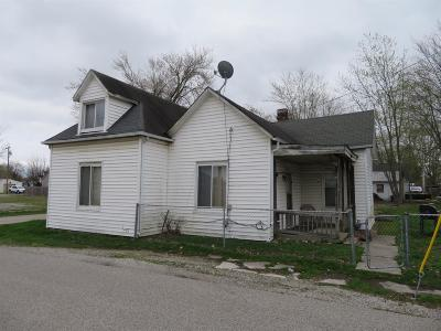 Ripley County Single Family Home For Sale: 206 Franklin Street