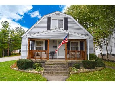 Ripley County Single Family Home For Sale: 122 N Depot Street