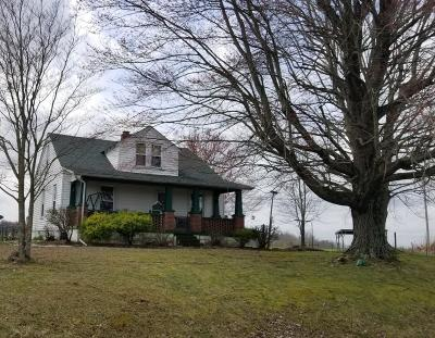 Switzerland County Single Family Home For Sale: 11508 State Road 250