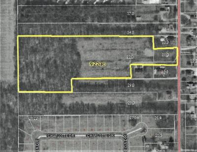 Sunman Residential Lots & Land For Sale: 512 S Meridian St.