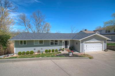 Lawrenceburg Single Family Home For Sale: 1562 Aqua Vista Drive