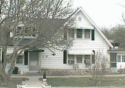 Dearborn County Multi Family Home For Sale: 580 Indiana Avenue