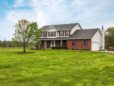 Dearborn County Farm & Ranch For Sale: 22255 Schwier Road
