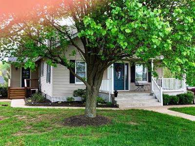Dillsboro Single Family Home For Sale: 1213 S Cr 750e
