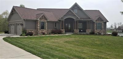 Lawrenceburg Single Family Home For Sale: 3943 Scarlet Gray Way Lane
