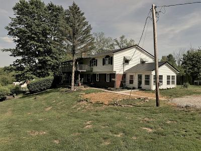 Dearborn County Single Family Home For Sale: 12776 Wilkerson Road