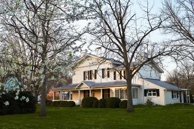 Switzerland County Single Family Home For Sale: 205 E Main Street