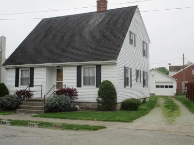 Brookville Single Family Home For Sale: 210 E Twelfth Street
