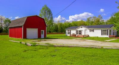 Switzerland County Single Family Home For Sale: 12661 N State Road 56