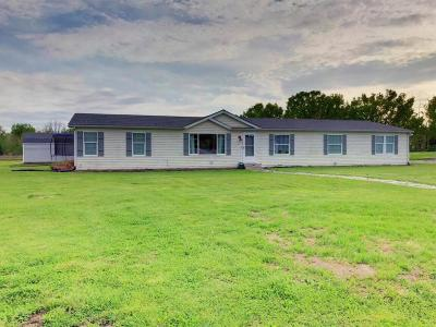 Sunman Single Family Home For Sale: 10953 State Road 48