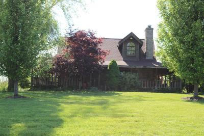 Dearborn County Single Family Home For Sale: 10605 Cherokee Lane
