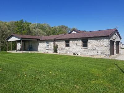 Batesville Single Family Home For Sale: 1151 Morris Road