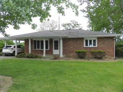 Switzerland County Single Family Home For Sale: 4658 Vineyard Rd Road