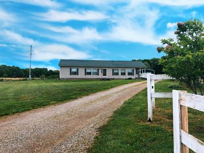 Switzerland County Single Family Home For Sale: 11994 McCreary Ridge