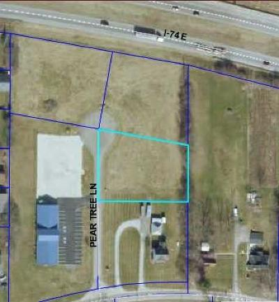 Dearborn County Residential Lots & Land For Sale: 4 Pear Tree Road