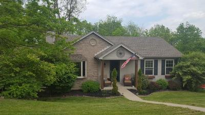 Dearborn County Single Family Home For Sale: 582 Windemere Hill