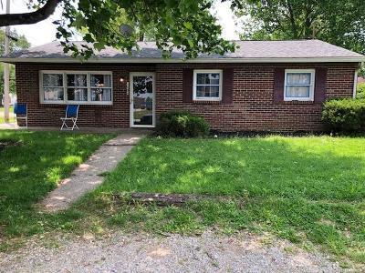 Dillsboro Single Family Home For Sale: 12508 Lenover Street