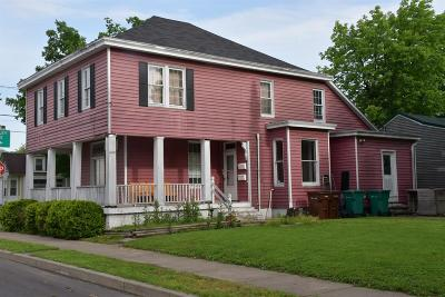 Lawrenceburg Single Family Home For Sale: 400 Broadway Street