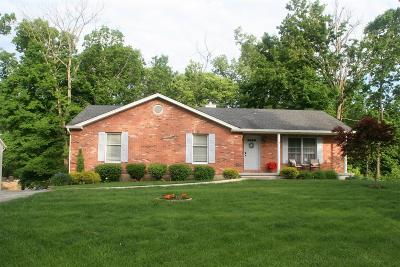 Lawrenceburg Single Family Home For Sale: 21098 Alpine Drive