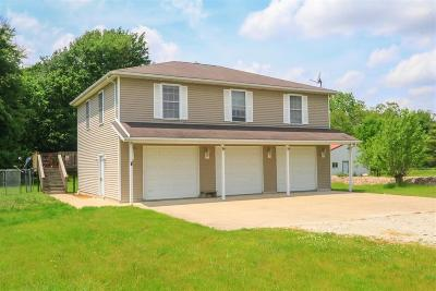 Batesville Single Family Home For Sale: 12779 N County Road 50 W