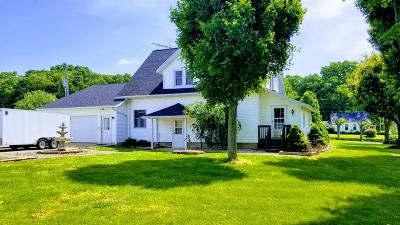 Ripley County Single Family Home For Sale: 3937 E County Road 1100 N