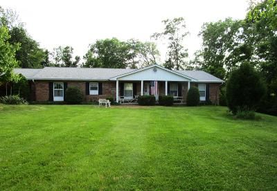 Dearborn County Single Family Home For Sale: 9161 Myra Lane