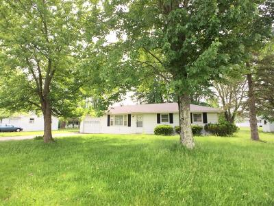 Ripley County Single Family Home For Sale: 215 Horton Drive