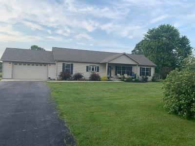 Ohio County Single Family Home For Sale: 9490 New Hope Road