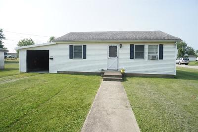 Ripley County Single Family Home For Sale: 439 W Eckert Street