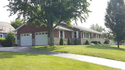 Ripley County Single Family Home For Sale: 836 Sycamore Road