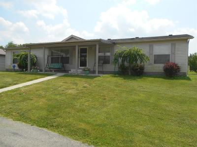 Ripley County Single Family Home For Sale: 2201 E State Road 350