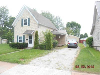 Sunman Single Family Home For Sale: 310 S Meridian Street