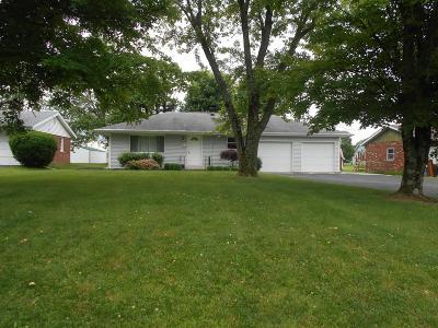 Ripley County Single Family Home For Sale: 1108 S Adans Street