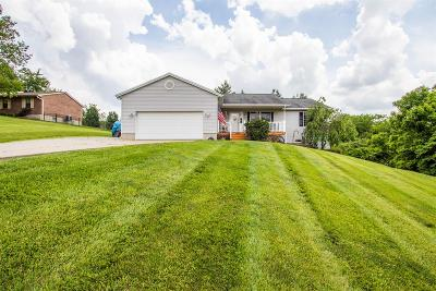 Dearborn County Single Family Home For Sale: 3023 Cumberland Drive