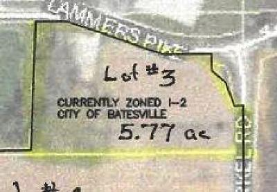 Batesville Residential Lots & Land For Sale: Lammers Pike