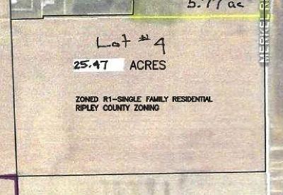 Batesville Residential Lots & Land For Sale: Merkel Rd