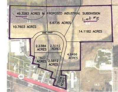 Batesville Residential Lots & Land For Sale: E Sr 46