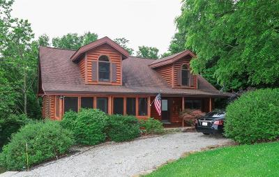 Harrison, Lawrenceburg Single Family Home For Sale: 313 Ivy Hill Drive