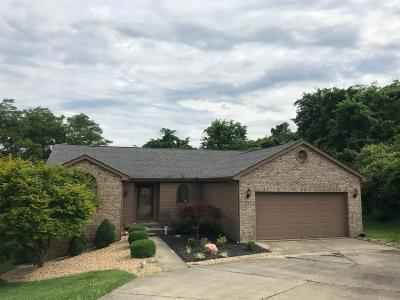 Lawrenceburg Single Family Home For Sale: 383 Hidden Valley Drive