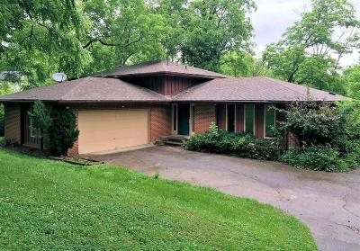 Single Family Home For Sale: 938 Rustic Drive