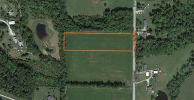 Sunman Residential Lots & Land For Sale: Weisburg Rd.
