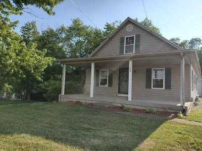 Lawrenceburg Single Family Home For Sale: 407 Bielby Road