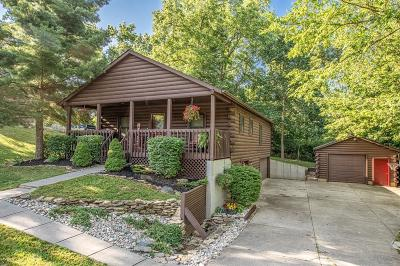 Hidden Valley Single Family Home For Sale: 1503 Greenlawn Way