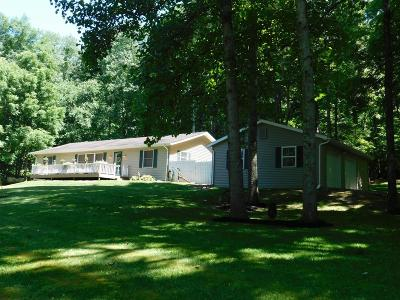 Single Family Home For Sale: 5118 Sleepy Hollow Road