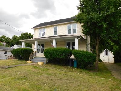 Dearborn County Single Family Home For Sale: 505 W Conwell Street