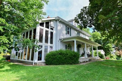 Dearborn County Single Family Home For Sale: 9297 Cole Lane