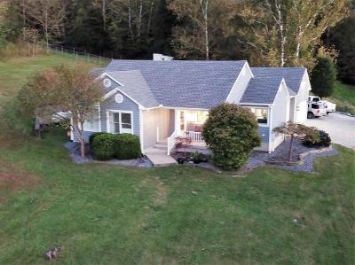 Dearborn County Single Family Home For Sale: 6395 Lower Dillsboro Road