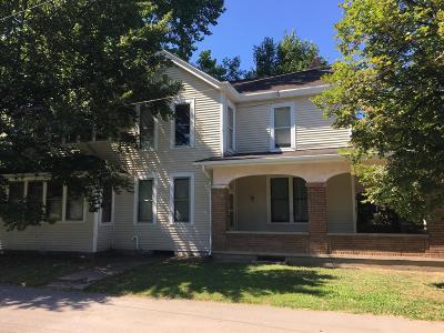 Dearborn County Multi Family Home For Sale: 167 Ridge Avenue