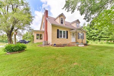 Dearborn County Single Family Home For Sale: 9527 Old State Road 350