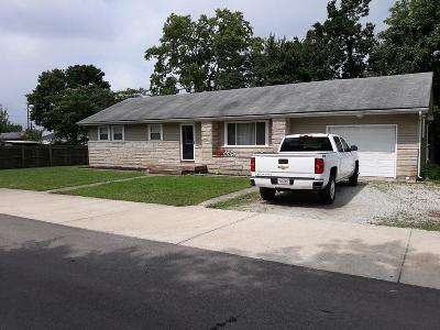 Dearborn County Single Family Home For Sale: 16659 East Street